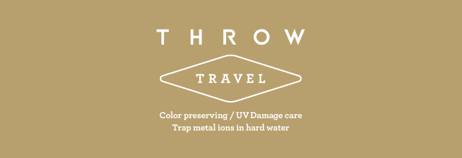 THROW TRAVEL