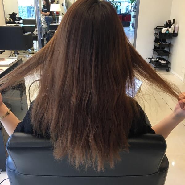 一 年 伸びる どれくらい 髪の毛 で