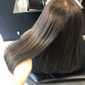 【透明感UP!】髪色をアッシュにする時はスロウとティントバーをMIXするとよい?!