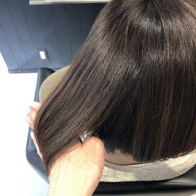 【白髪×アッシュベージュ】スロウカラーなら色々なお悩みを解決できる♪