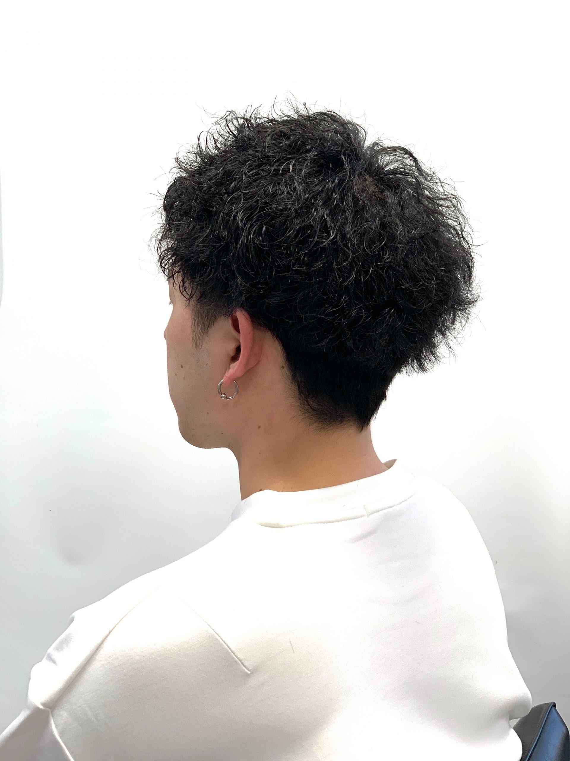 神奈川横浜美容室ツイストスパイラルパーマ