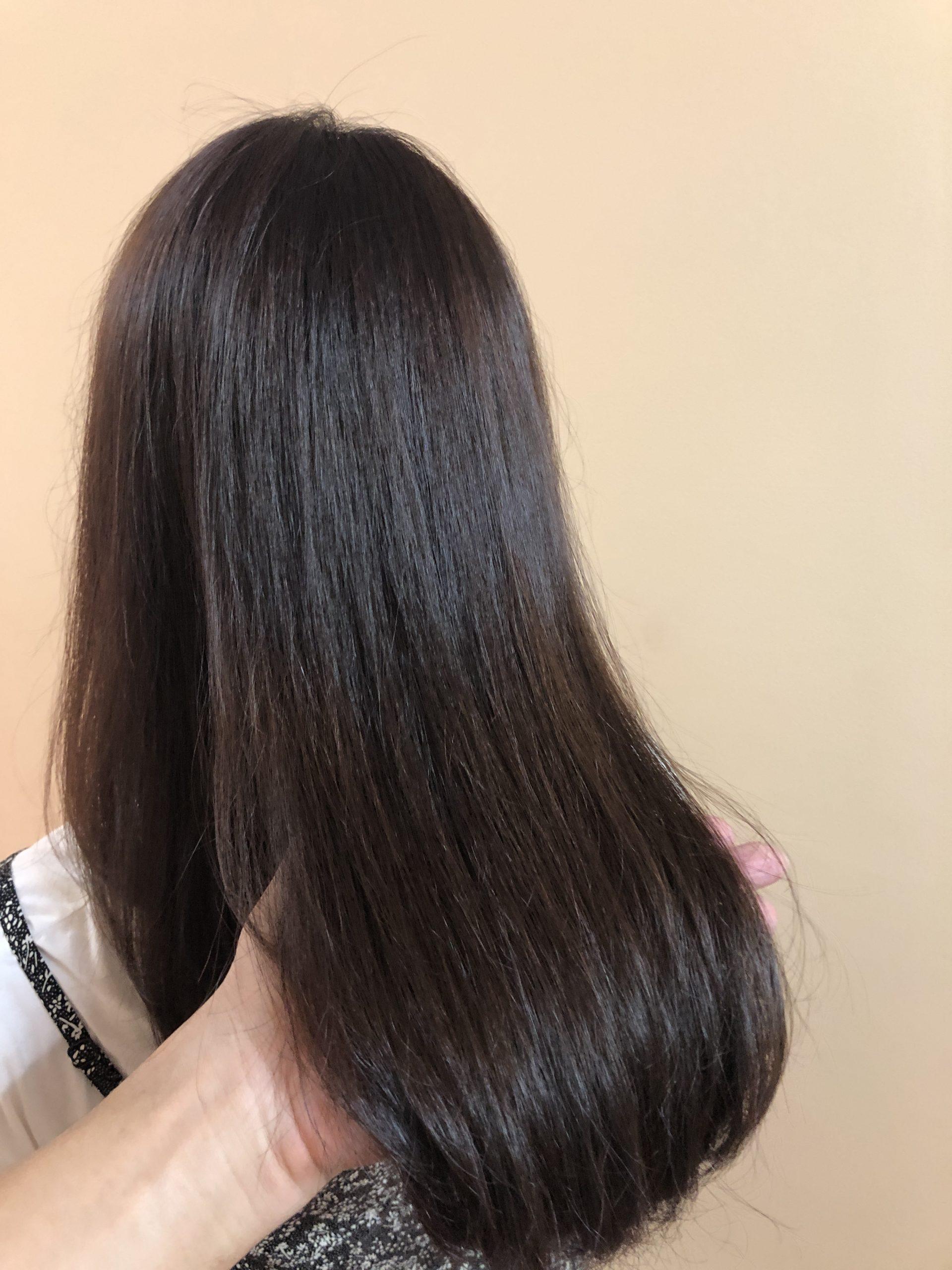 【秋色秋髪カラー】秋冬にもスロウマージをプラスするだけで一味違う髪色に♪