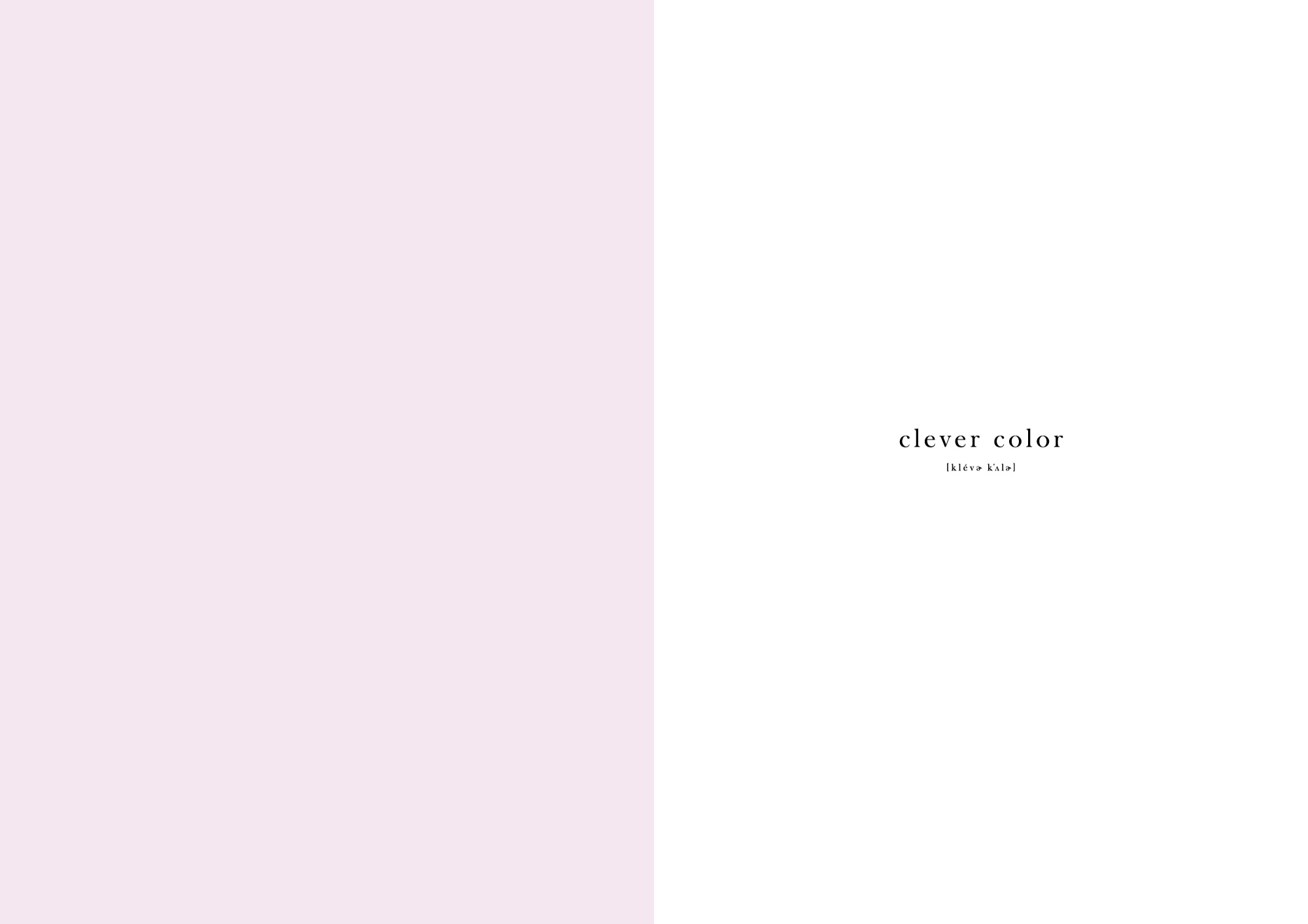 AW CLEVER PINK JOURNAL 01